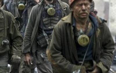 Пожар на шахте в Луганской области тушили весь день