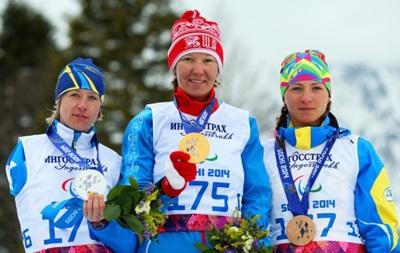 Украина повторила свой рекорд Паралимпийских игр
