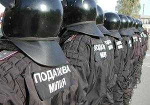 В Крыму налоговики изъяли спирт стоимостью более миллиона гривен