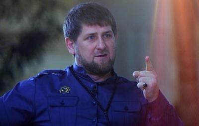 Кадыров поздравил Аксенова и жителей Крыма с  возвращением в Россию