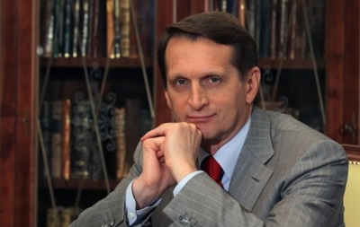 Спикер Госдумы: Референдум в Крыму – историческое событие для России