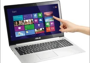 Разум и сенсор. Asus начинает продажи двух ноутбуков с сенсорными 15,6-дюймовыми экранами
