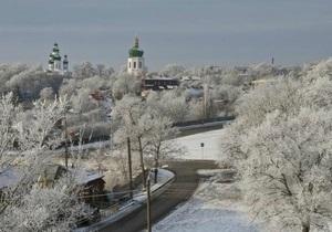 Названия улиц в Чернигове согласуют с украинским правописанием
