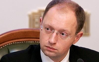 Украина готова к переговорам с Россией – Яценюк