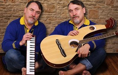 Братья Капрановы дадут концерт в Киеве