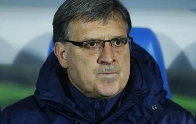 Мартино не покинет Барселону в ближайшее межсезонье
