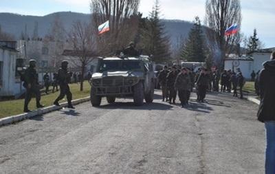 В Севастополь с 19 марта введут внутренние войска