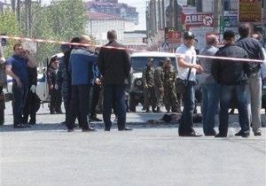 Новости России - взрыв в Махачкале: Взрыв в Махачкале совершила женщина