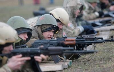 Украинским военнослужащим разрешено применять оружие для защиты своей жизни – Минобороны