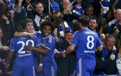 Челси уверенно побеждает Галатасарай