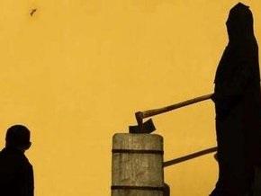 Amnesty International: В Саудовской Аравии казнят двух человек в неделю