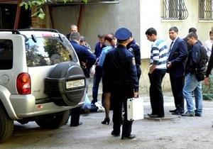 В Одессе расстрелян криминальный авторитет