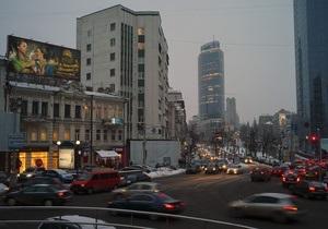 Киевсовет рассмотрит концепцию стратегического развития Киева до 2025