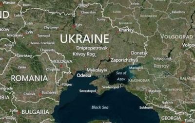 Картографы National Geographic намерены обозначать Крым как часть России