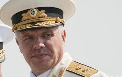 Российский и украинский военачальники ведут переговоры в Севастополе