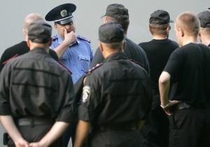 Порядок во время акций по случаю годовщины УПА обеспечат cвыше четырех тысяч милиционеров