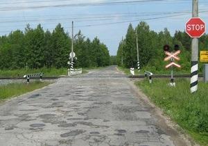 МЧС о ДТП в Винницкой области: Дежурный не заметил приближающегося поезда и открыл шлагбаум