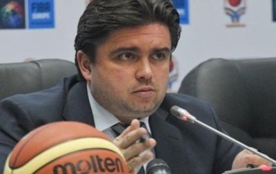 Лубкивский: Украина должна передать Евробаскет-2015 другой стране