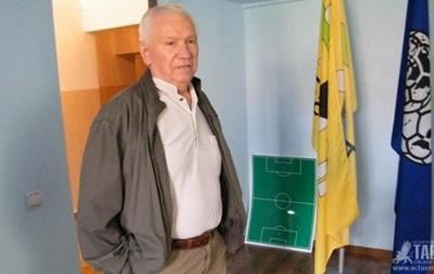 Федерация футбола Крыма хочет вступить в Российский футбольный союз