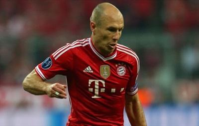 Нацелен на трофеи: Роббен продлил контракт с мюнхенской Баварией