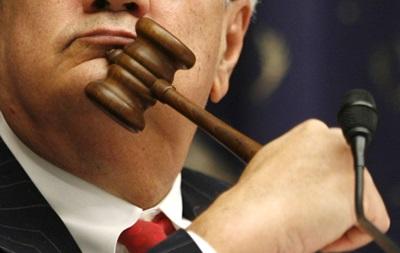 Суд рассмотрит ходатайство об УДО Лебедева