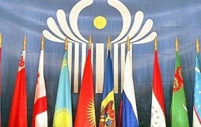 Украина выходит из СНГ