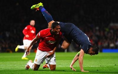 Фотогалерея: Как МЮ в четвертьфинал Лиги чемпионов ворвался