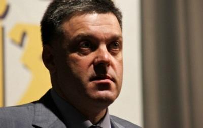Тягнибок призвал отозвать украинских послов из Казахстана и Армении