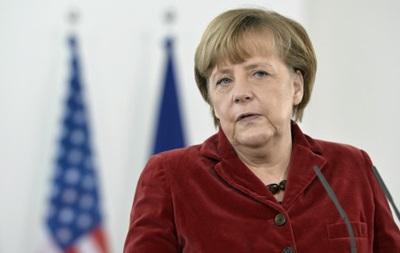 Большой восьмерки  больше не существует - Меркель