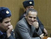 В Сочи задержали Гарри Каспарова