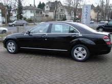 Крымский спикер за полгода погасил кредит на покупку Mercedes-Benz S500