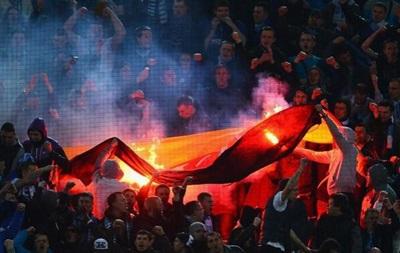 UEFA открыл дисциплинарное дело против Зенита из-за хулиганства болельщиков