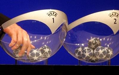 Сегодня состоится жеребьевка 1/4 финала Лиги чемпионов