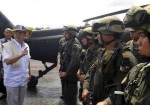 Колумбийские военные освободили двоих заложников, проведших в плену 12 лет