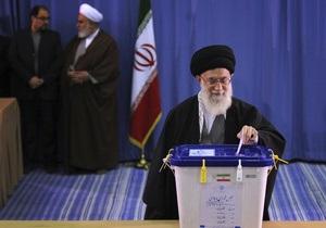 Сторонники аятоллы побеждают на парламентских выборах в Иране