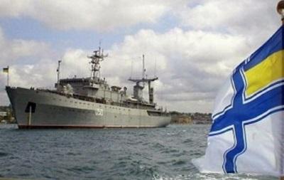 В Донузлаве, Севастополе и Феодосии еще остаются корабли под украинскими флагами