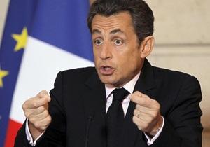 Саркози подозревают в разглашении секретной информации
