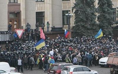 На выходных в Харькове вновь пройдут митинги за федерализацию
