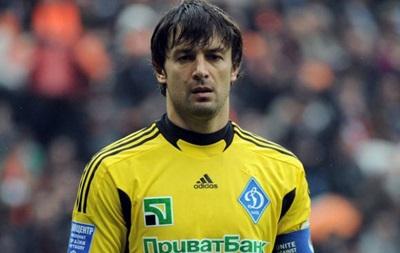 Шовковский приступил к тренировкам вместе с командой
