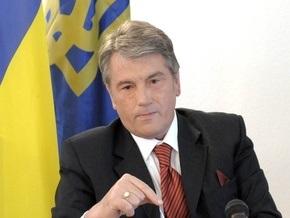 Ющенко гарантирует, что вступив в НАТО, Украина не будет размещать ядерное оружие