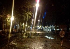 Новости Одессы - ураган в Одессе:  один человек погиб, двое пострадали