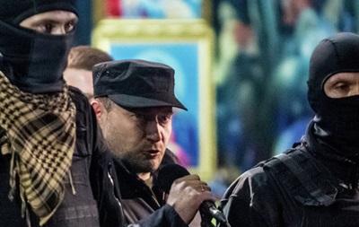 Правый сектор объявил себя политической партией и выдвинул Яроша кандидатом в президенты