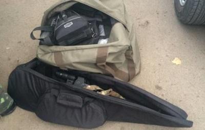 СБУ задержала в Одессе диверсионную группу, планировавшую нападение на воинскую часть