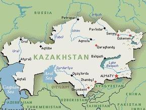 В Казахстане горят военные склады