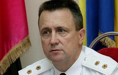 Россия на границах с Украиной накапливает наступательную военную технику - адмирал Кабаненко
