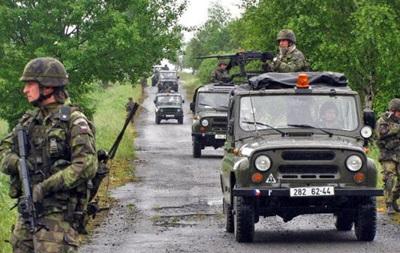 Ситуация в Крыму заставила Чехию задуматься об увеличении военного бюджета страны