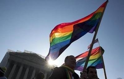 В Мичигане суд временно запретил однополые браки