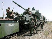 Россия выводит железнодорожные войска из Абхазии