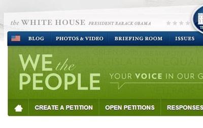 На сайте Белого дома появилась петиция о присоединении Аляски к России
