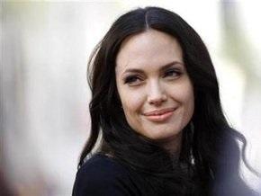 Анджелина Джоли признана самой высокооплачиваемой актрисой в Голливуде